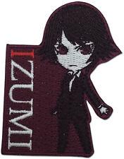Ajin Sd Izumi purple iron on patch brand new factory sealed