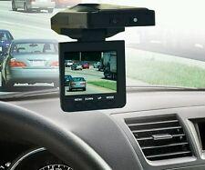 Car Video Camera Records Driving Traffic Road Conditions Auto Recorder LCD