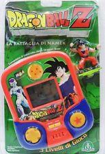 Dragon Ball Z LA BATTAGLIA DI NAMEK gioco elettronico 3 livelli con personaggio