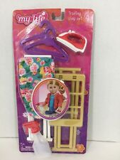 My Life As 18 Inch Doll Accessory Set Ironing Play Set 6 Pieces New in Package