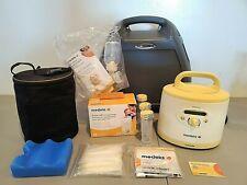 New listing Medela Symphony 2.0 Breast Pump Hospital Grade Lot Hard Case 878hr New Parts Euc