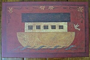 NEW Bob's Boxes (Noah's Ark) 5 Piece Gift Nesting Boxes