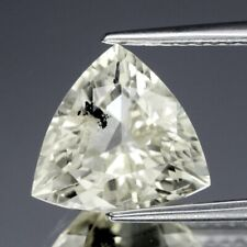 2.40ct 9.6x9.2mm Trillion Natural Yellow Scapolite, Africa