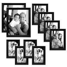 Photo Frame Set 10 Pcs Picture Collage Wall Decor Family Album Hanging Display