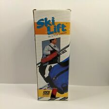 New listing SGI Sport Graphics Ski Lift Red Ski & Pole Carrier Bag Water Repellant Soft