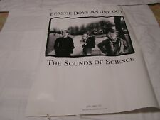 Beastie Boys Double-Sided Poster-Beastie Boys Anthology:The Sounds Of Science
