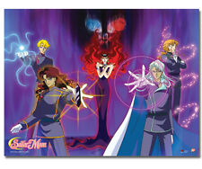 Sailor Moon Wall Scroll Poster Anime Cloth Licensed Sailormoon Mint