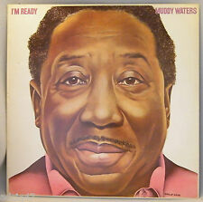 "♫   33 T  VINYL MUDDY WATERS "" I'M READY "" ♫"