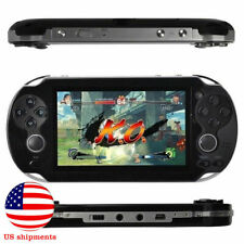 8GB Video MP5 Game Console Free 9999 Retro Games Handheld Game Player 4.3 inch