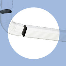 Amerimax 27075 Refurbished Aluminum White Downspout Extension 2 x 3 x 15 in.