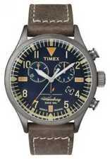 Relojes de pulsera Timex cuero Quartz
