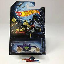 Bone Shaker * Purple * Hot Wheels Halloween * R27