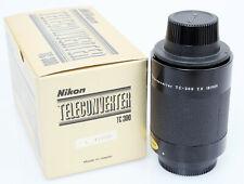Nikon Teleconverter  TC - 300  NOS  A condition BOX like new