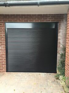 Roller Garage Door Insulated Ce Marked Top Quality Remote Controlled DIY Install