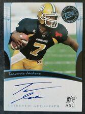 2006 Press Pass Legends TARVARIS JACKSON Autographed Rookie(NM-MT) **FREE SHIP**