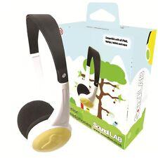 Soundlab Lightweight Junior Headphones Suitable for ages 5+ Extra Soft Earpads
