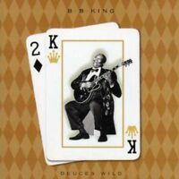 B.B. King Deuces wild (1997, duets with Van Morrison..) [CD]