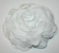 Large Flower 3-in-1 Clip, Pin, Hair or Clothes Accessories - Please Choose Color