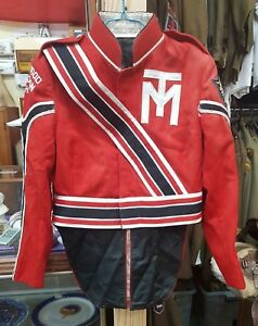 OLD USA TROTWOOD MADISON HIGH SCHOOL RAMS BAND TUNIC JACKET & TAILS