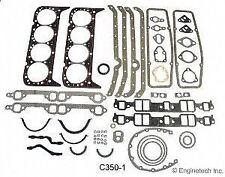 SBC Small Block Chevy Gaskets Sbc 283 302 307 327 350 67-85 Full Kit Gasket