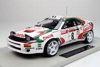 TOP MARQUES 034C TOYOTA CELICA ST 185 model race car San Remo Auriol 1994 1:18