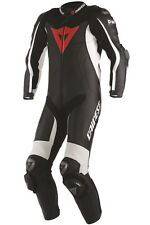 Leather Suit Dainese D-air Racing Misano Professional Size: 50 Estiva Summer