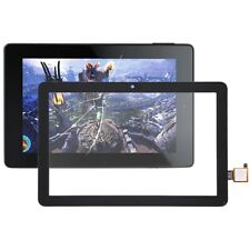 BLACK Touch Panel Screen Digitizer Complete For Amazon Kindle Fire HD8 Plus 2020