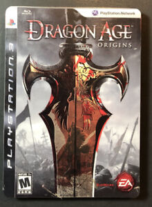 Dragon Age Origins [ Collector's Edition STEELBOOK ] (PS3) USED