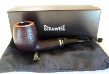 New in Box - Stanwell Trio Sandblast 9mm (234) : Designed by Poul Winslow