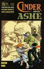 OE1418----- DC, CINDER AND ASHE #1   1988  NM  + FREE STOCK CERTIFICATE