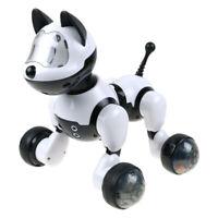 perro robot interactivo lindo reconocimiento de voz inteligente cachorro