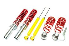 Seat Ibiza 4 IV 6L SUSPENSIONS FILETÉS KIT COMPLET Homologué