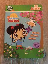Leap Frog Tag Junior Ni Hao Kai-lan Share, Share,Share