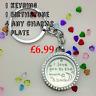 Living memory locket pendant Necklace,keyring,Bracelet + Floating Charms + Plate