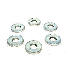 6 Pcs Rhino Rotary Cutter Flex Coupler Shaped Washers Code 0076647a Pn 07 013