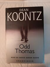 Odd Thomas by Dean Koontz (2003, Audio Cassette, Unabridged)
