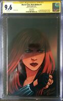 Marvel Tales:  Black Widow #1 CGC 9.6 signed Jen Bartel
