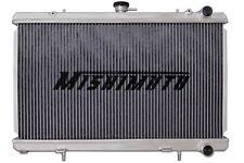 MISHIMOTO Radiator for 95-98 Nissan 240SX/99-02 Silvia MT S14 X-Line SR20DE