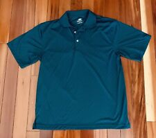 ⛳️ TOP FLITE GOLF MEN'S CASUAL SHORT SLEEVE POLO 👕 SHIRT POLYESTER 🏌️