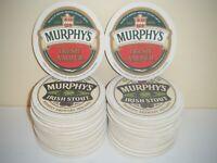 Murphys Irish Stout Beer Drink Coasters (LOT OF 60)