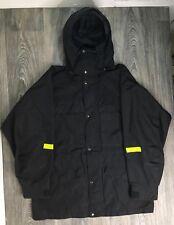 NORTH FACE Jacket Parka 80s 90s Black Out Rare Goretex No Logo Supreme L USA