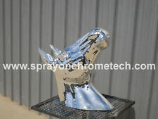 Pro Spray On Chrome System  Spray Gun Spray Metal Plating