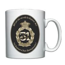 31st (Huntingdonshire) Regiment of Foot  -  Personalised Mug