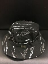 Rocksmith Rare Black Paint Splatter Nice Bucket Sample Hat