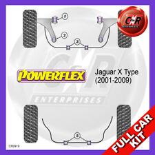 Jaguar X Type (2001-2009) Powerflex Complete Bush Kit