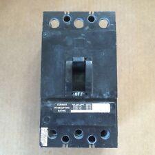 Square D Kal Kal36100 3 pole 600v 100 amp Circuit Breaker Black