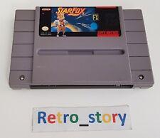 Super Nintendo SNES - Starfox - NTSC - USA