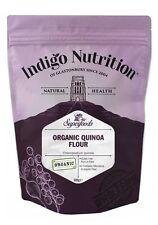 Biologico semi di quinoa FARINA - 500g-Indigo erbe