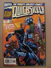Quicksilver #1 Marvel Comics 1997 Series 9.4 Near Mint