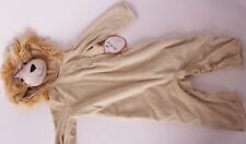 NWT Pottery Barn Kids Baby Lion costume 12-18 month Halloween